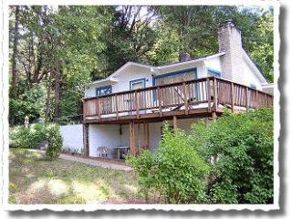 Rustic Cabin on the Rogue River ~ Fully stocked! - Southern Oregon vacation rentals