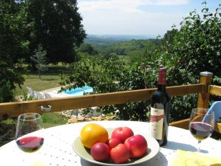 Sarlat, Le Fournil, cottage, pool, views, Dordogne - Carennac vacation rentals