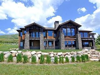 Luxury Custom Home - Utah Ski Country vacation rentals