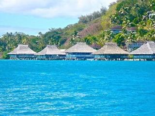 Marlon's Over Water Hideaway in Bora Bora - Society Islands vacation rentals