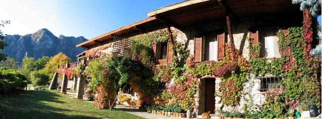 La Zourciere - Gite accommodation - Great 2 Bedroom Gite Accommodation - Saint Martin Vesubie - France - Roquebilliere - rentals