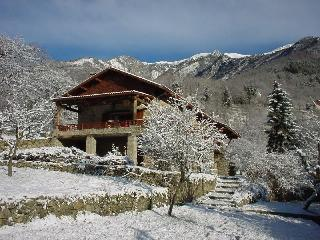 Great 2 Bedroom Gite Accommodation - Saint Martin Vesubie - France - Saint Martin-Vesubie vacation rentals