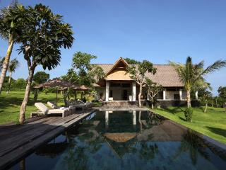 Luxury oceanview villas with large gardens - Negara vacation rentals