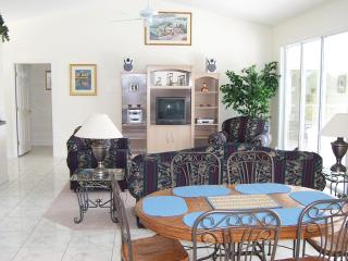 Boundary Blvd Villa, Private South Facing Pool. - Rotonda West vacation rentals