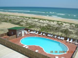 Hatteras Island Top Floor Oceanfront Condo 2 BR - Frisco vacation rentals