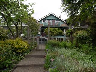A Suite @ Kitsilano Cottage - Vancouver vacation rentals