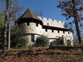 Castle McKenzie Vacation Rental in Murphy, NC - Hayesville vacation rentals