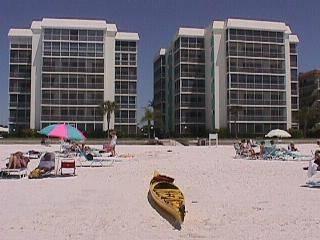 Crescent Arms Condominiums - Cathy's Crescent Condos-Siesta Key,  FL GULF FRONT - Siesta Key - rentals