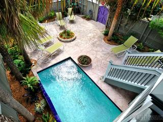 To The Nines ~ A Penthouse-Villa ~ Monthly Rental - Key West vacation rentals