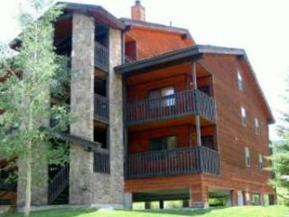 PLEASING 2+ LOFT BDRM, MOUNTAIN SIDE CONDO (MS224) - Frisco vacation rentals