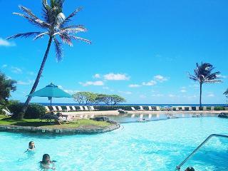Kauai Beach Resort 2544: Affordable oceanfront luxury, resort amenities! - Wailua vacation rentals