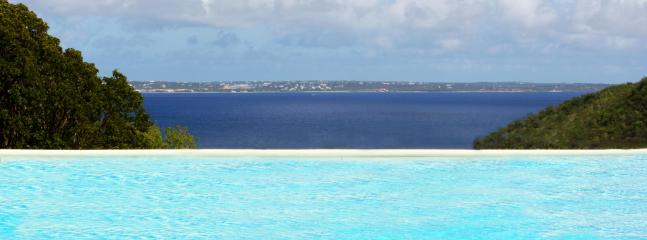 View from the pool on Anguilla - Fantastic views on Anguilla,  Villa 4 bedrooms - Anse Marcel - rentals
