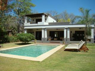 Modern minimalist home w/pool at Langosta Beach - Tamarindo vacation rentals