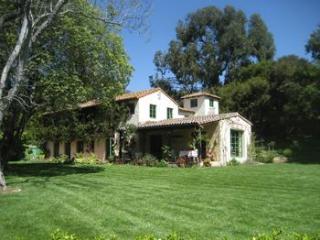 Charming Mediterranean Estate & Guest Cottage - Oak View vacation rentals