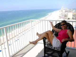 West Corner Unit with Magnificent Balcony View! - Gulf Shores vacation rentals