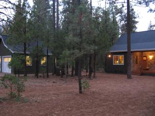 Beautiful home in the woods, Burney, California - Shasta Cascade vacation rentals
