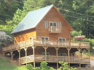 Boat rentals, wifi, hottub, firepit Reserve online - Roan Mountain vacation rentals