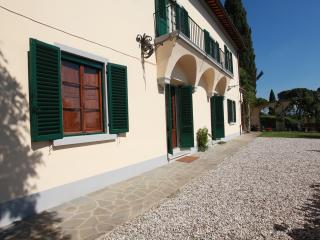 Villa near Florence and Fiesole and Walking Distance to a Village - Le Terrazze - Borgo San Lorenzo vacation rentals