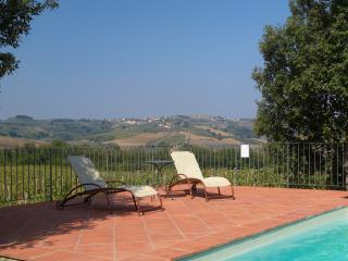 Chianti Farmhouse on a Wine Estate - Casa del Fieno - Barberino Val d'Elsa vacation rentals