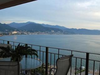 Incredible City & Ocean Views Beachfront 2 Bedroom - Puerto Vallarta vacation rentals