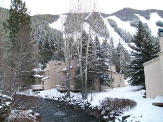 Ski-in, Creekside, Deck, Amazing Views and Value - Ketchum vacation rentals