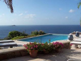 Elegant villa offering amazing view of the ocean and surrounding islands WV BEV - Mont Jean vacation rentals