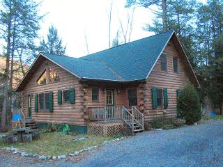 Hillhouse Log Cabin - Chatham vacation rentals