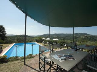 Villa Montaperti with private and panoramic pool - Volterra vacation rentals
