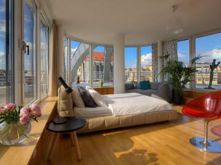 Glass Rooftop Apartment - Prague vacation rentals