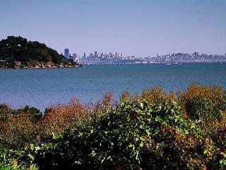 Tiburon - Private Gardens, Views of San Francisco - Tiburon vacation rentals