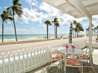 Ocean Front House 5 bed 5 bath Pool  on the Sand/B - Hollywood vacation rentals