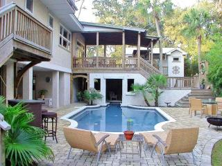 Most INCREDIBLE Beach Home-7BR/5.5-Booking 2015/16 - Hilton Head vacation rentals