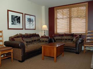 Ski in Ski out Zephyr Slopeside Bldg w/views. 2 bedroom sleeps 10!!! - Winter Park vacation rentals