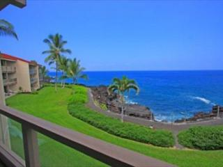 KKSR3202 $115.00 special May-June! Direct oceanfront!!! - Kailua-Kona vacation rentals