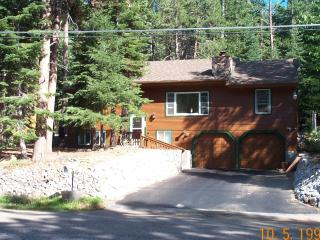 Beautiful Sierra Mountains Lake Tahoe Home - South Lake Tahoe vacation rentals