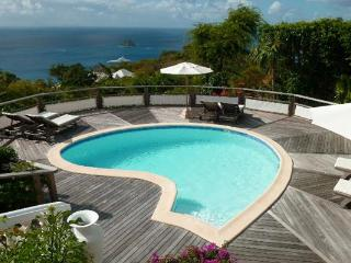 Hidden on the hillside of Colombier offering great views WV TAN - Colombier vacation rentals