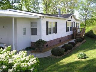 RiverSong - Waterfront Mountain Rental - Franklin vacation rentals