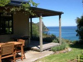 Outdoor Area and View - Bay Lodge Cottage - Great Barrier Island - rentals