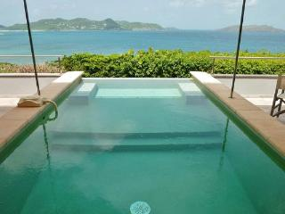 Beautiful villa offering wonderful views of the ocean and sunset WV DEL - Petit Cul De Sac Beach vacation rentals