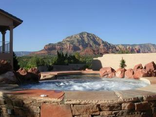 Sedona Grand - Pool-Spa - Red Rock Views - Luxury - Sedona vacation rentals