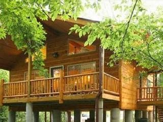 Helen Riverside Cabin - Walk to Alpine Helen! - Helen vacation rentals