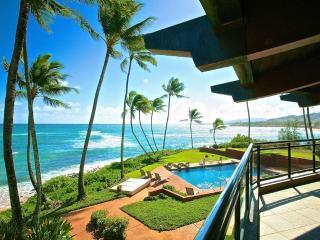 Hale Awapuhi Villa 2G - Ocean Front Condo, Wailua - Kapaa vacation rentals