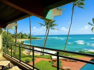 Hale Awapuhi Villa 2F - Ocean Front Condo, Wailua - Kapaa vacation rentals