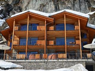 Chalet Pollux-close to Matterhorn Express station - Randa vacation rentals