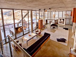 Heinz Julen Loft - coolest chalet in the Alps - Valais vacation rentals
