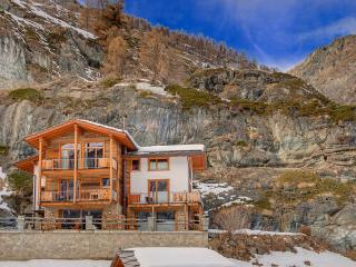 Chalet Ibron - independent freestanding, sauna - Saas-Fee vacation rentals