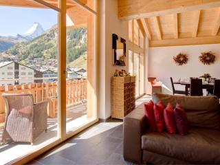 Penthouse Zeus with Matterhorn and Village views - Zermatt vacation rentals