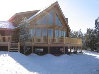 East Zion Luxury Log Home - Long Valley Junction vacation rentals