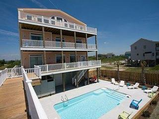 Pura Vida - 11br Luxury Topsail Island Beach House - North Carolina Coast vacation rentals