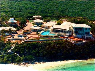 Luxury 6 bedroom Providenciales villa. Private and beachfront! - Thompson Cove vacation rentals